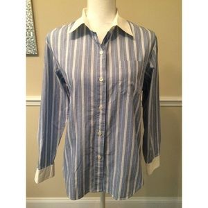 Emanuel by Emanuel Ungaro button down shirt